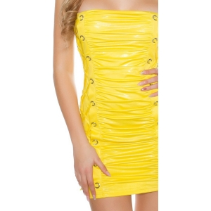Dress With Lacing