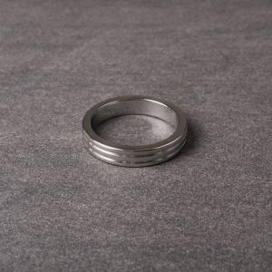 Cockring Ribbed 10mm wide - 40 mm