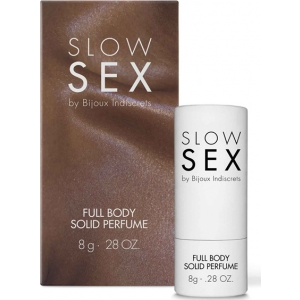 Slow Sex Full Body Intimate Solid Perfume 8gr