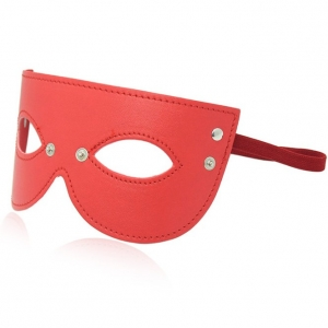 Mask Eye Patches Red