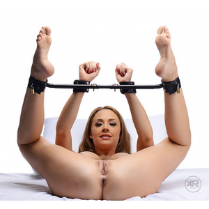 Tying - restraint bar with rings - 2002794