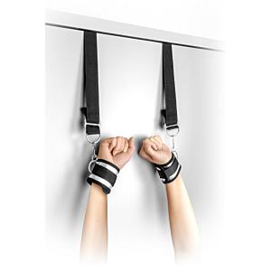 Door hanger handcuffs