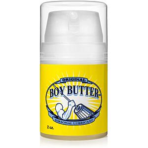 Boy Butter Original Pump Transparent 2oz