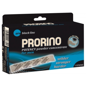 Hot Ero Prorino Black Line Potency Powder Concentrate