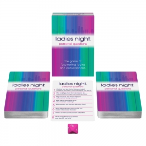 Kheper Games Ladies Night Personal Questions
