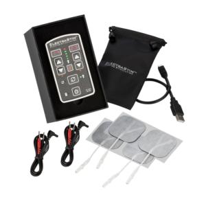 ElectraStim Flick Duo Stimulation Pack Black OS