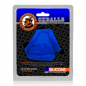 Oxballs Oxsling Cocksling Blue OS