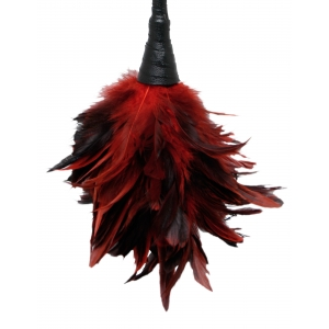 Fetish Fantasy Frisky Feather Duster Red OS