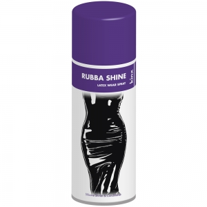 Kinx Rubber Shine Latex Wear Spray 400ml