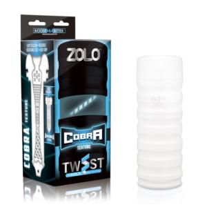 Zolo Cobra Twist Blue OS