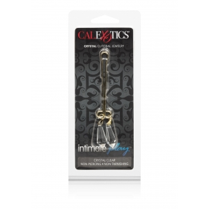 Cleopatra Collection Clitoral Jewelry Crystal Clear
