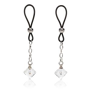 Nipple Jewelry Crystal Gem