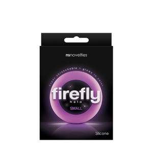 Ns Novelties Firefly Halo Small Purple
