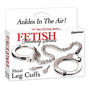 Pipedream Fantasy Series Series Metal Leg Cuffs