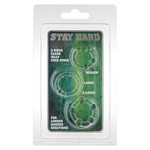 Stay Hard - Three Rings