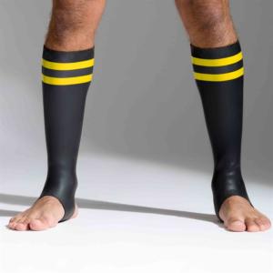 Neoprene Socks - Yellow - Tall