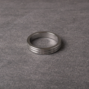 Cockring Ribbed 10mm wide - 55 mm