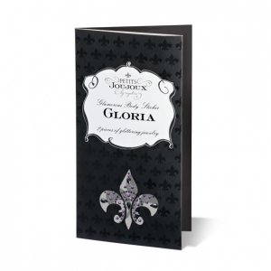 Petits Joujoux - Gloria Black & Purple