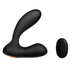 Svakom - Vick Powerful Plug Remote Controlled Vibrator Black