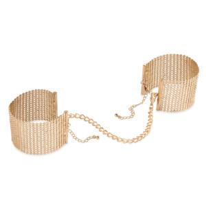 Bijoux Indiscrets - Desir Metallique Cuffs Gold