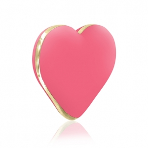 RS - Icons - Heart Vibe Coral Rose