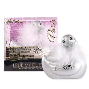 I Rub My Duckie 2.0   Paris (Silver)