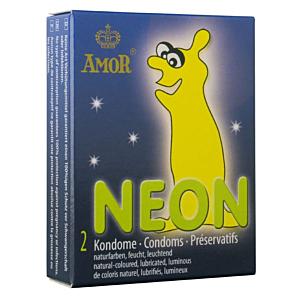 AMOR NEON / 2 pcs content