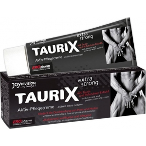 Mens Stimulation Cream EROpharm - TauriX, 40 ml