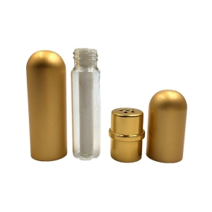 Aluminium Gold Popper Inhaler