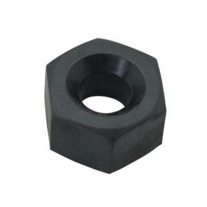 Δαχτυλίδι πέους μαύρο σε σχήμα βίδας