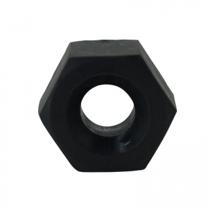 Δαχτυλίδι πέους σε σχήμα μαύρης βίδας