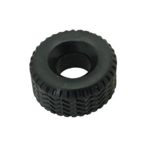 Δαχτυλίδι πέους σε σχήμα ελαστικού μαύρου