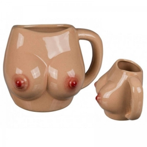 Ceramic mug Boobs
