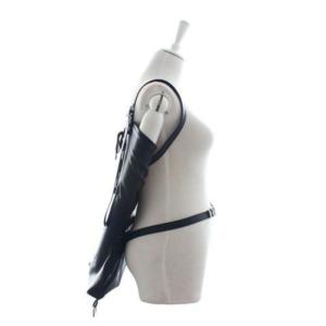 Total Back Restraint Arms (black)