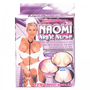 Nanma Naomi Night Nurse Life Size Love Doll Flesh OS