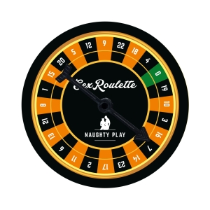 Tease & Please Sex Roulette Naughty Play
