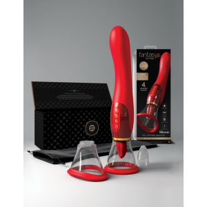 Fantasy For Her Ultimate Pleasure 24K Gold Luxury Edition