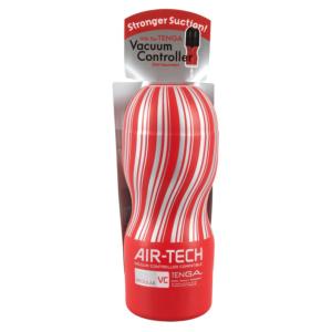 Tenga Reusable Air Tech Vacuum Cup Vc Compatible Regular Red