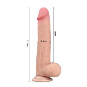Sliding Skin Dual-layer Dong 22,8cm