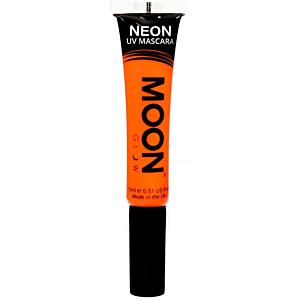 Intense Neon UV Mascara - Intense Orange-M8268
