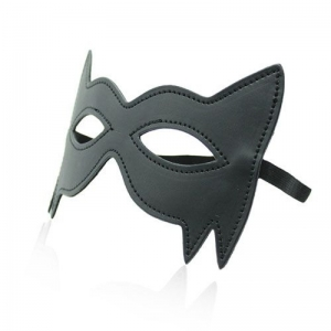 Spikes Mask BLACK