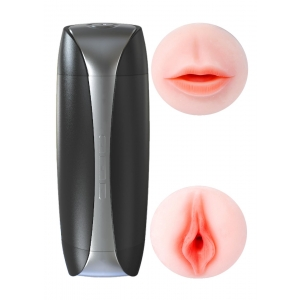 Double masturbator SUSAN Delight 2.0 - 36 functions USB