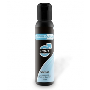 Smooth Glide Man Silicone Lubricant Transparent 100ml