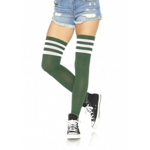 Athlete over the knee socks