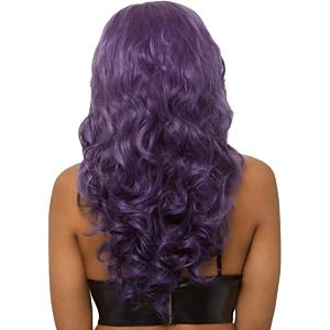 Mermaid wave long wig