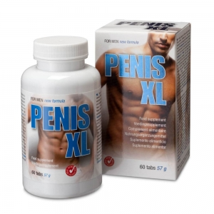 Mens Erection Pills -  Penis XL - 60 tabs
