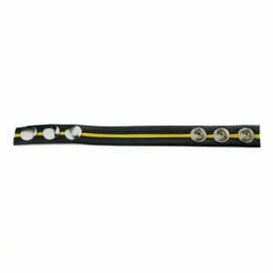Prowler RED Cock Strap Black/Yellow OS