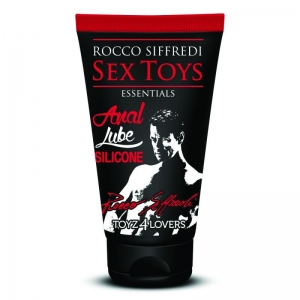 Rocco essentials silicone based anal lubricant 50 ml
