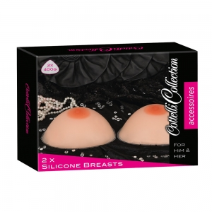Silicone Breasts 400 gr x 2 - Cottelli