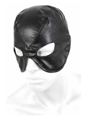 Leatherlook Half Mask
